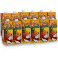 Chi Exotic Fruit Juice 1Liter x 12 (carton)