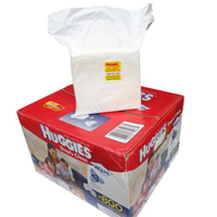 Huggies Wipes 200 Pcs