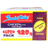 Indomie  Super Pack 120g Carton
