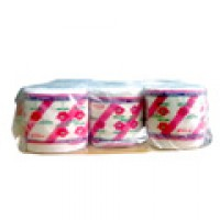 Rose Toilet Tissue Pack