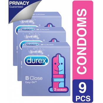 Durex Condom  B close  (9 pack)
