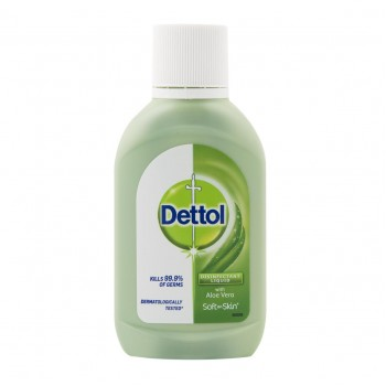 Dettol Antiseptic Liquid with Aloe vera 250ml