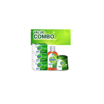 Dettol Healthy Home Basic Pack