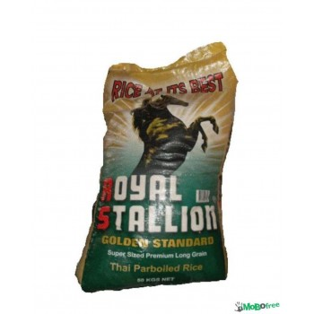 Royal Stallion Rice - 50kg