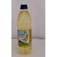 Ladha Golden Soya Oil 1 litre