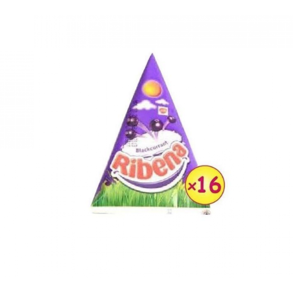 Ribena Ready To Drink Sachet - 125ml X 16