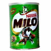 Milo Tin 500g with free g/m puff 50g x 5