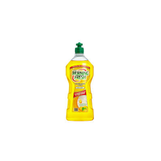 Morning Fresh Dish washing liquid soap (Zesty Lemon) 200ml x 24