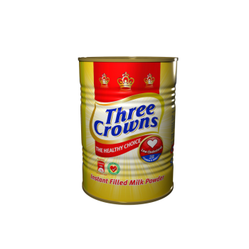 Three Crowns Powdered Milk 380g Tin
