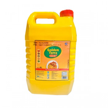 Golden Terra Soya Oil (5Ltrs)