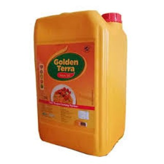 Golden Terra Soya Oil (25ltrs)
