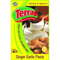 Ginger Garlic Paste - Terra (15g x 10)