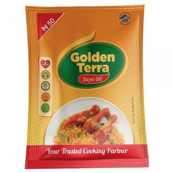 Golden Terra Soya Oil (60ml x 60 sachets) carton