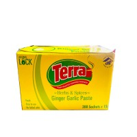 Ginger Garlic Paste - Terra (15g x 200) carton
