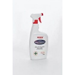 Hand Sanitizer Spray -RENEW ANTIBACTERIAL (750ml)