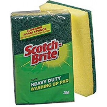Sponge - SCOTCHBRITE Heavy Duty