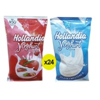 Back To School Mini Drink Hollandia X 24