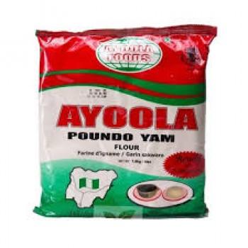 Ayoola poundo yam 1.8kg