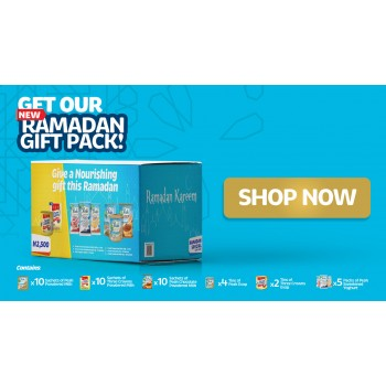 Peak / Three crowns Ramadan Combo Pack