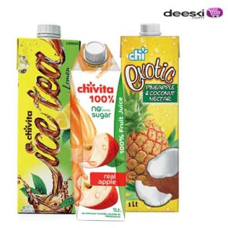 Chivita 1ltr Juice Combo 3