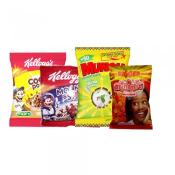 KIDS Snacks & Cereal Combo 2