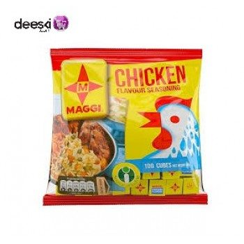 Maggi Chicken Seasoning - 100 cubes x 4