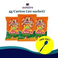 Dan Q seasoning - Chicken Flavour (4g x100cubes x20)carton