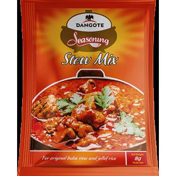 Dan Q Stew mix  8g x 10