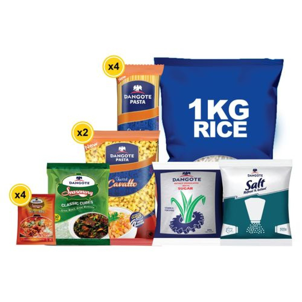 Dangote Food Box