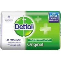 Dettol Soap Original (110g x 3)