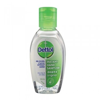 Dettol Instant Hand Sanitizer Original (50ml )