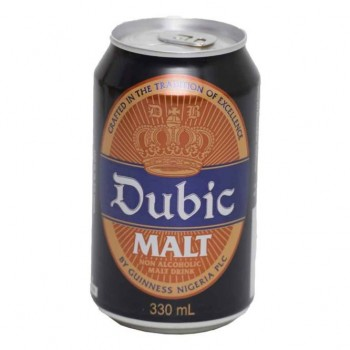Dubic Malt  33cl by 24