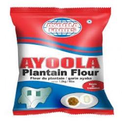 Plantain Flour 1.8 kg ( Ayoola)
