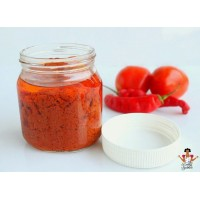 Fresh parboiled grinded pepper  ( Tomatoes, Pepper Onion and Tatashe (Atamashe ) -  2.5 litre