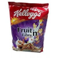 Kelloggs Fruits & Fibre 500g x 10 carton