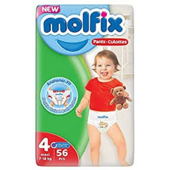Molfix Diaper size 4 pant by 58