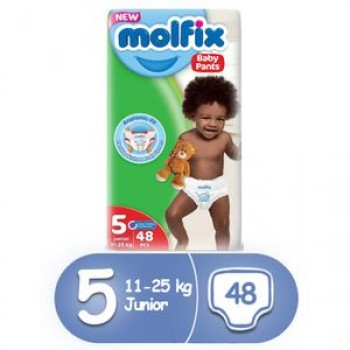 Molfix Diaper size 4 pant by 48