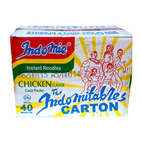 Indomie Chicken Flavour Carton