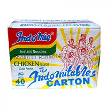 Indomie Chicken Flavour 70g x40 ( 1 Carton)
