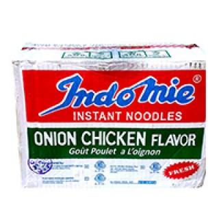 Indomie Onion Flavour Carton 70g x 20