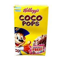 Kelloggs Cocopops 510g x 8 (half carton)