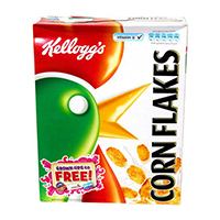 Kelloggs  Cornflakes  500g x 5 (half carton)