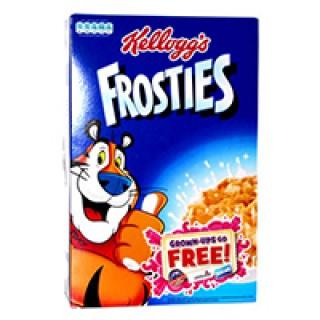 Kellogg's Frosties Carton  500g x 8 (half carton)