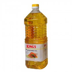 Kings Vegetable Cooking Oil (2Ltrs)