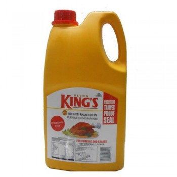 King'S Vegetable Cooking Oil - 3-Litres
