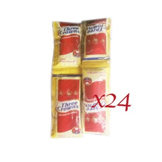 Three Crown Evaporated Milk loop 30g x 24