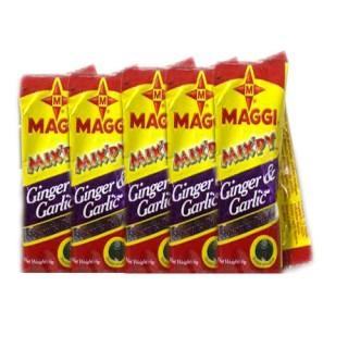 Maggi Mixpy Ginger and Garlic X 2