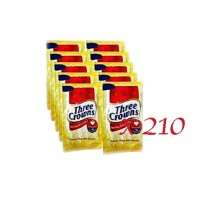 Three crown sachet milk 12g x 210 (carton)