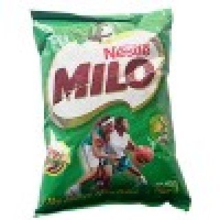 Milo Refill 500gwith free g/m puff 50g x 5