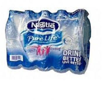 Nestle Pure Life Water - 60cl x 20